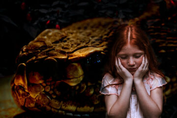 The Girl And The Snake, a short story by Ryan K at Spillwords.com