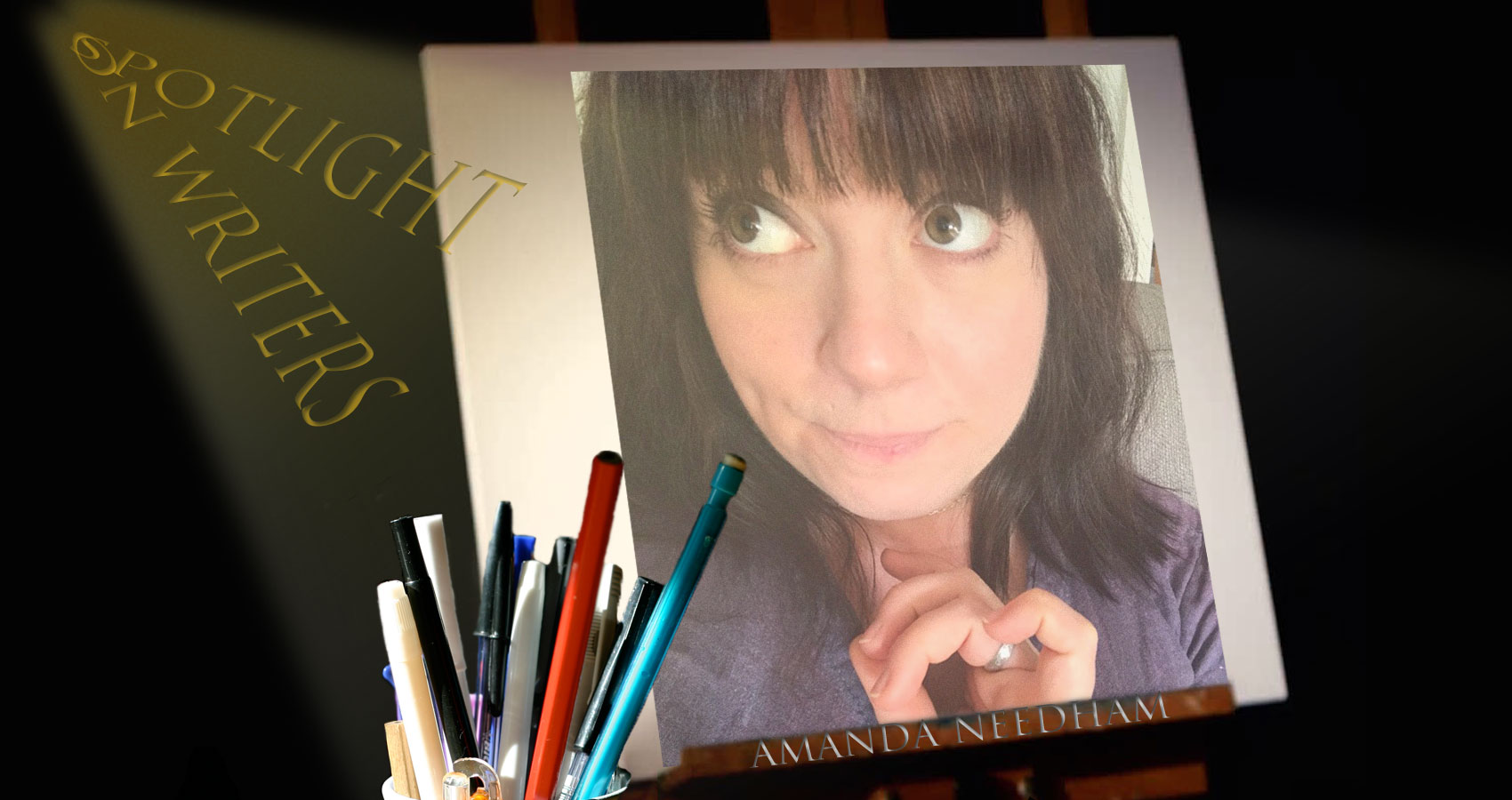 Spotlight On Writers - Amanda Needham, interview at Spillwords.com