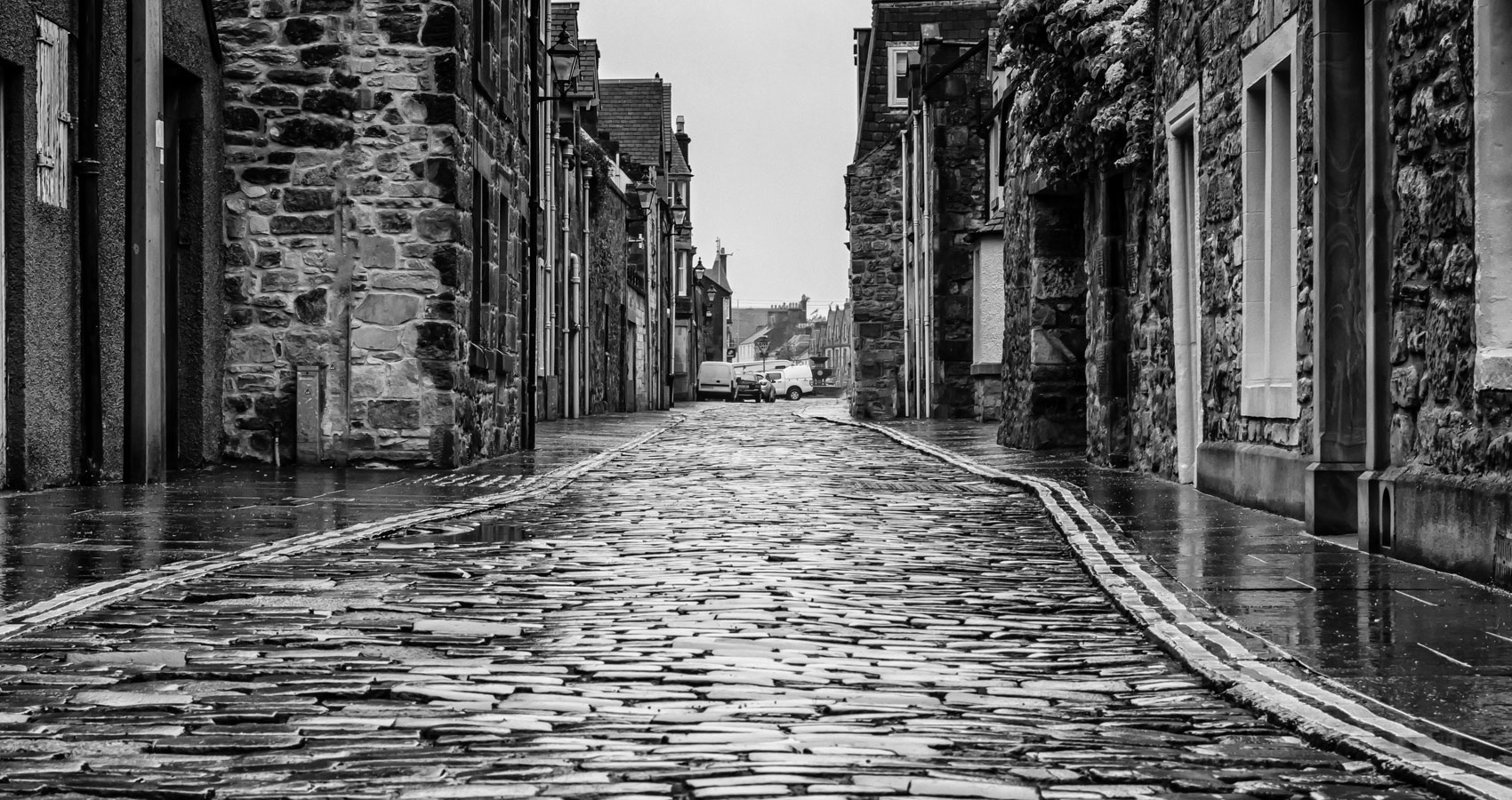 Streets Of Stone, written by Anne G at Spillwords.com