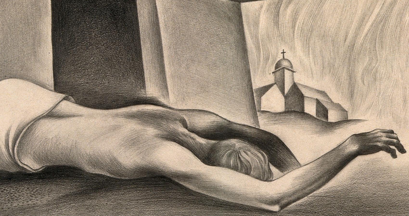 Suicidio, written by Robin McNamara at Spillwords.com