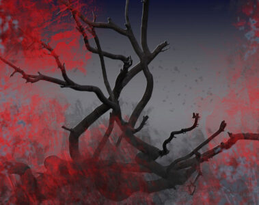 The Old, Black, Hanging Tree, written by Roger Turner at Spillwords.com