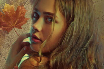 The Spirit Of Autumn written by LadyLily at Spillwords.com