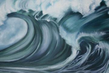 The Tsunami written by N.E. Teeuwat Spillwords.com