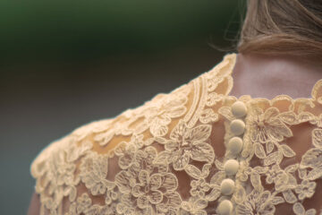 A Woman in a Button-back Dress, by Janina Osewska at Spillwords.com