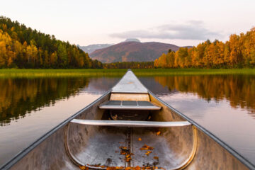 Canoe, micropoetry written by H.M. Gautsch at Spillwords.com