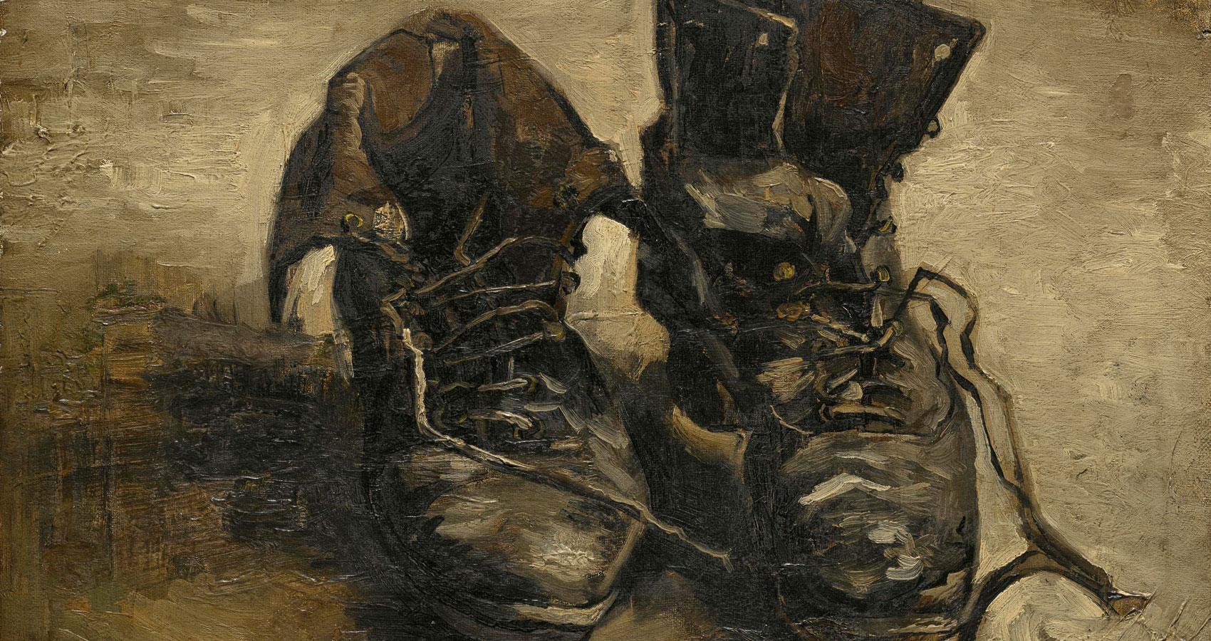 Old Shoes, a short story written by Trisha at Spillwords.com
