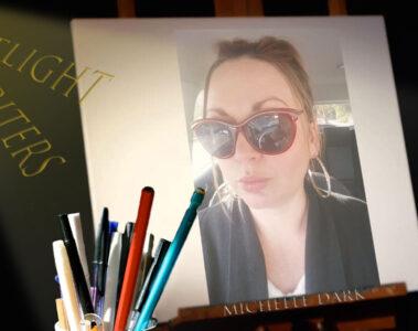Spotlight On Writers - Michelle Dark interview at Spillwords.com