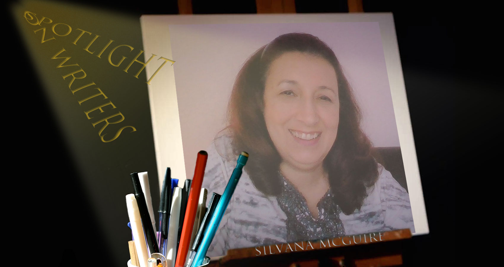 Spotlight On Writers - Silvana McGuire, an interview at Spillwords.com