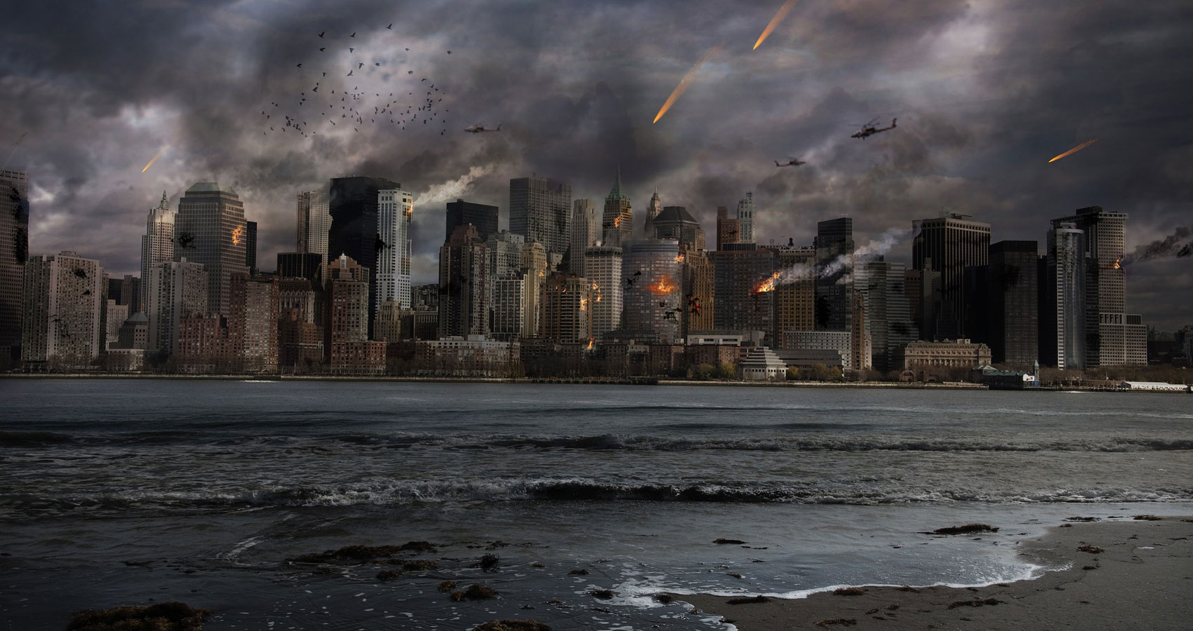 The Apocalypse written by Tinashe Muza at Spillwords.com