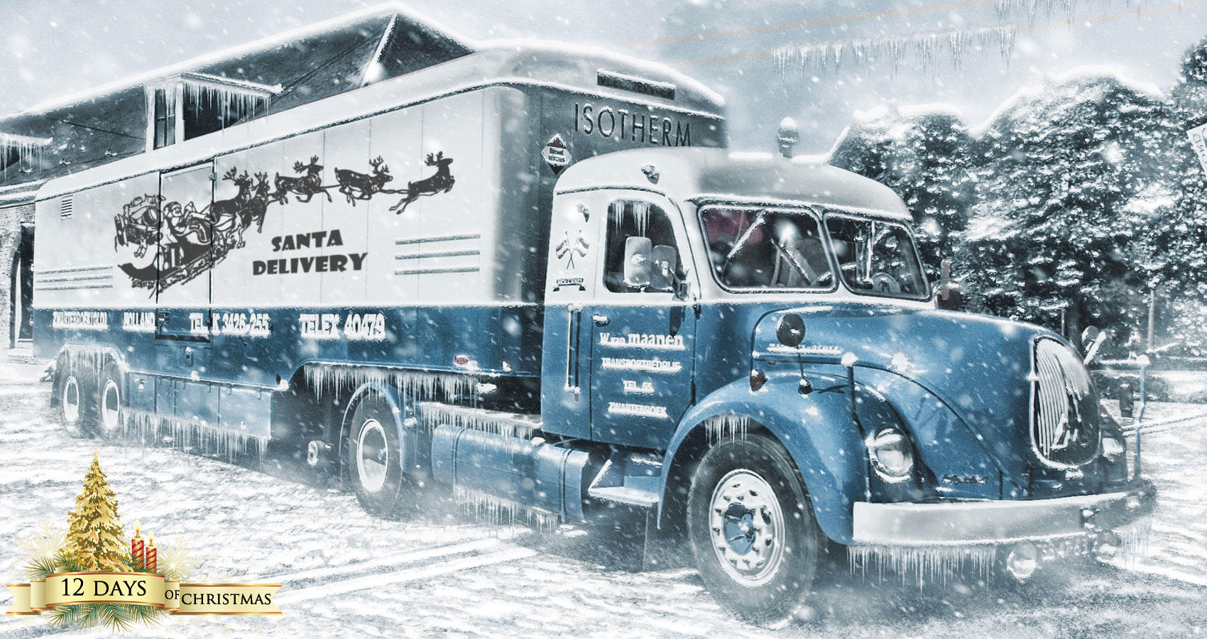 The Christmas Convoy by Roger Turner at Spillwords.com