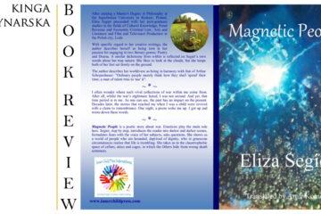 About Eliza Segiet's 'Magnetic People'', by Kinga Młynarska