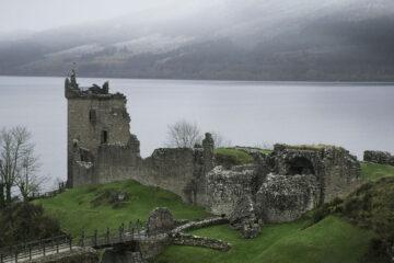 Loch Ness, written by Verona Jones at Spillwords.com