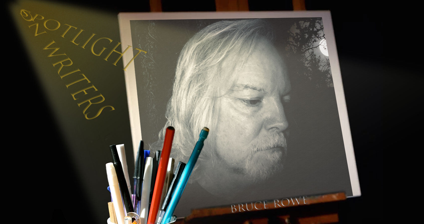 Spotlight On Writers - Bruce Rowe interview at Spillwords.com
