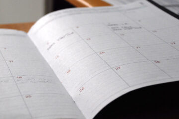 A Blank Calendar, poem written by Susanne Thomas at Spillwords.com