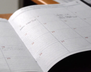 A Blank Calendar, poem written by Susanne Thomas at Spillwords.com