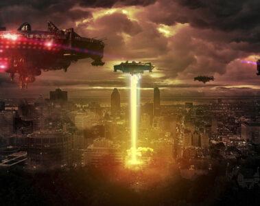 Alien Invasion, written by Jonel Abellanosa at Spillwords.com