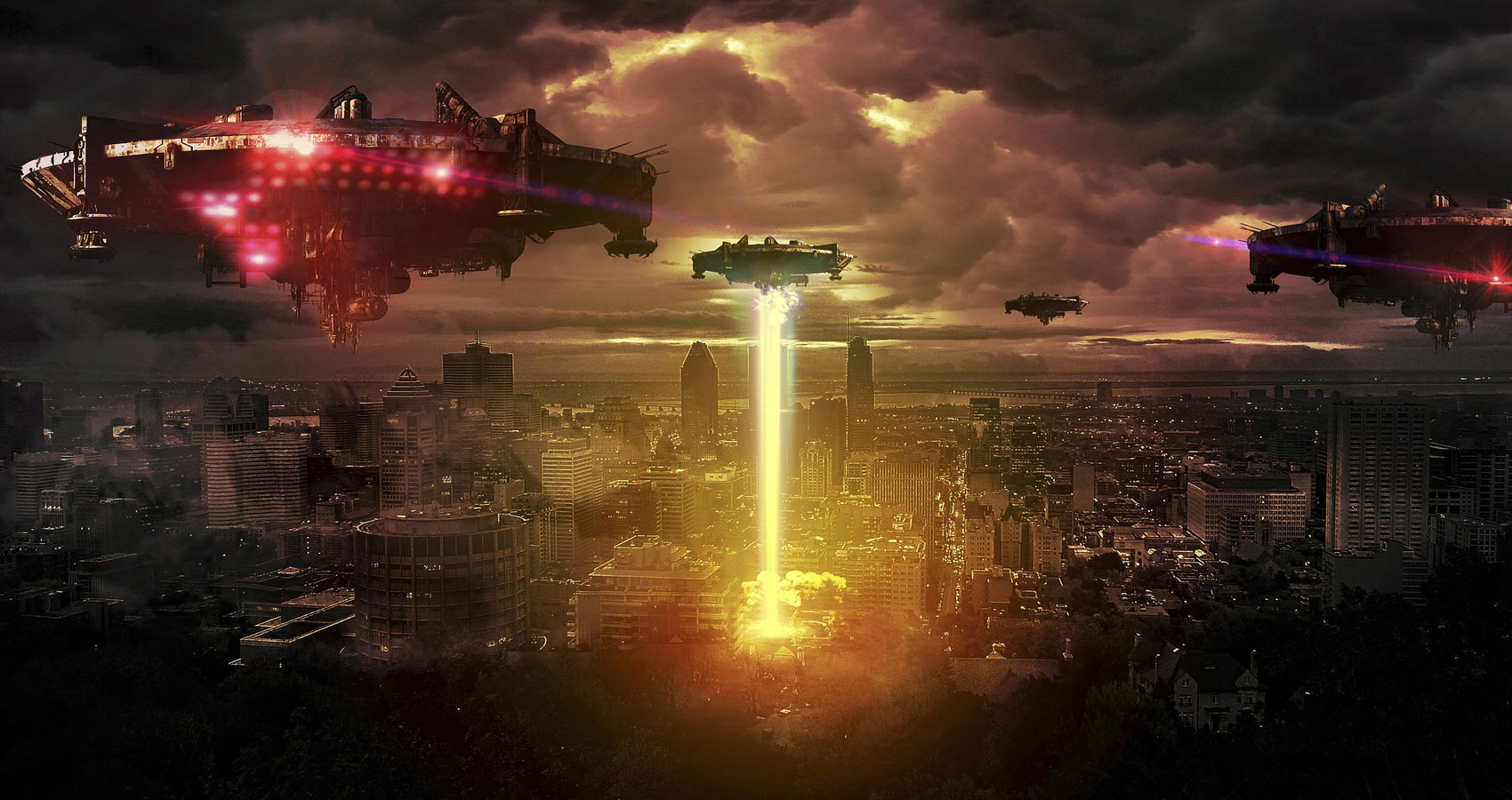 Alien Invasion, written by Jonel Abellanosa at Spillwords.com
