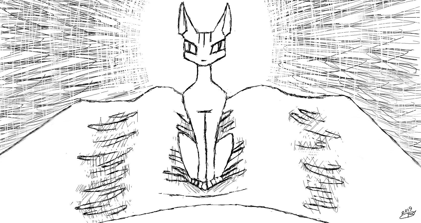 Cat God, a haiku by Robyn MacKinnon at Spillwords.com