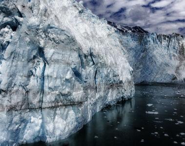 Glacier, written by Art Blacktooth at Spillwords.com