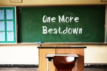 One More Beatdown, written by Shawn M. Klimek at Spillwords.com