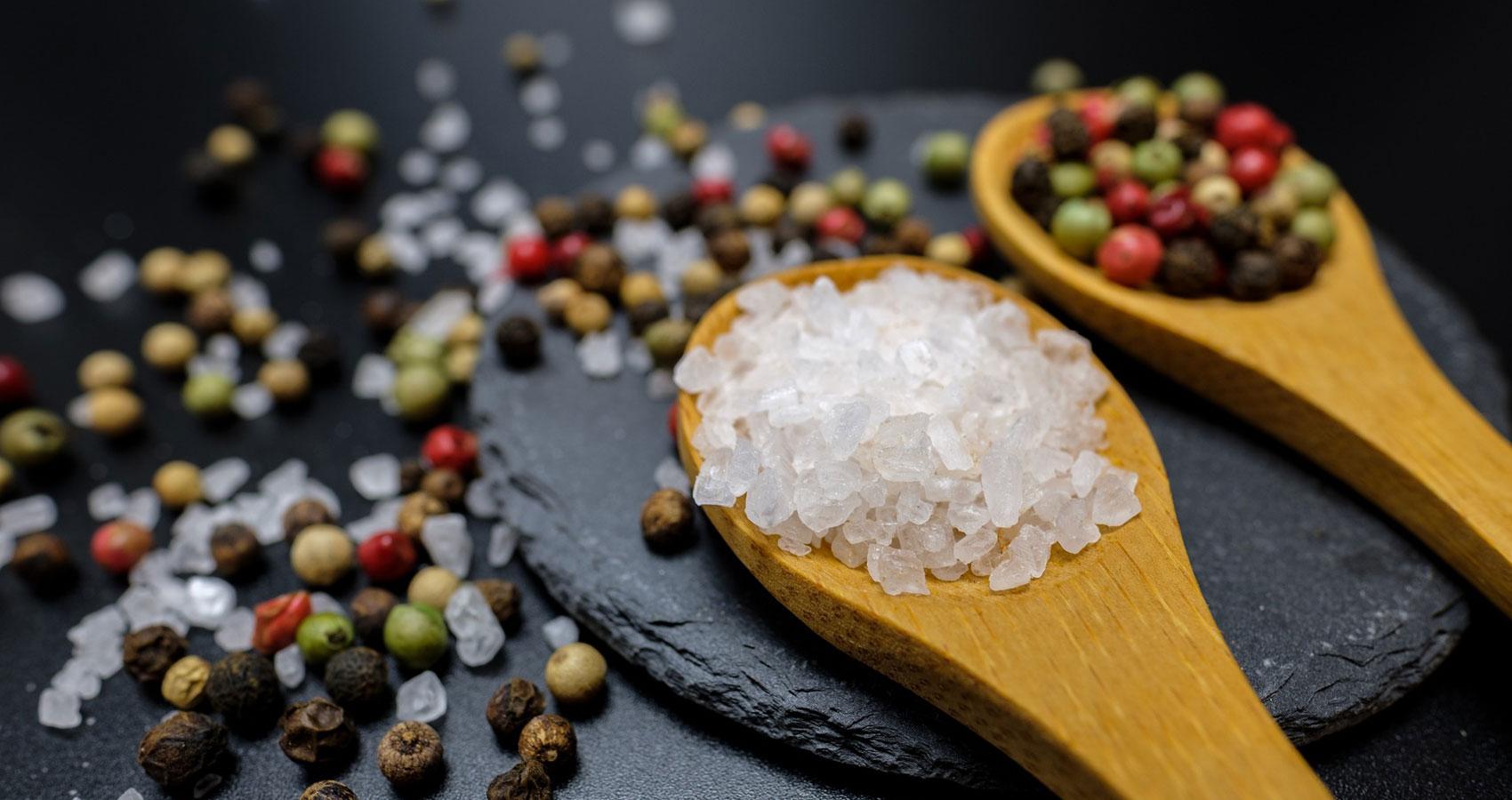 Pepper and Salt, written by Ipsita Banerjee at Spillwords.com