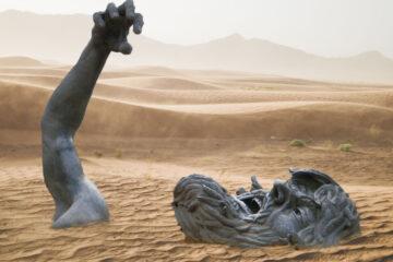 Sandman's Freight, written by TM Arko at Spillwords.com
