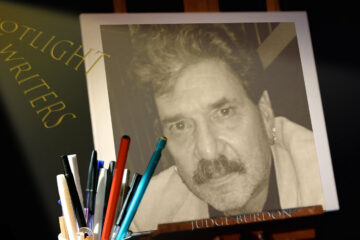 Spotlight On Writers - Judge Burdon, an interview at Spillwords.com