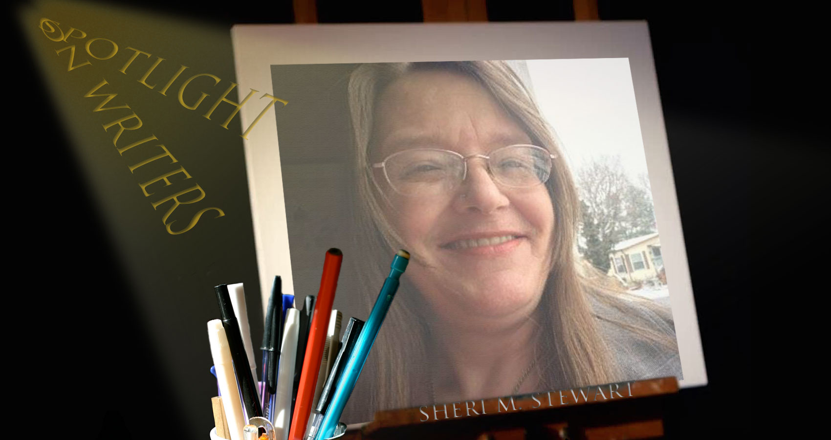Spotlight On Writers - Sheri M. Stewart, an interview at Spillwords.com