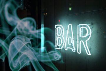 Bar, brown, a poem written by James Gabriel at Spillwords.com