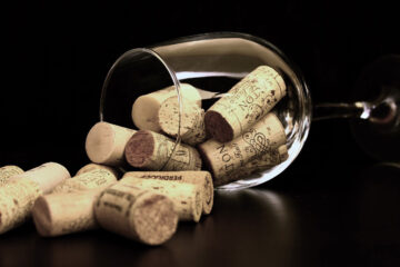 Crooked Corks, a poem by Michael (Mickey) Mason at Spillwords.com