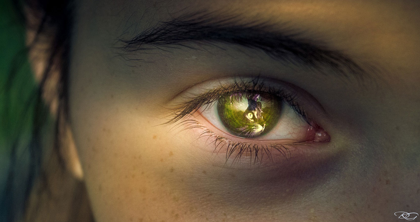 Green In Me, a poem written by Anshika Sharma at Spillwords.com