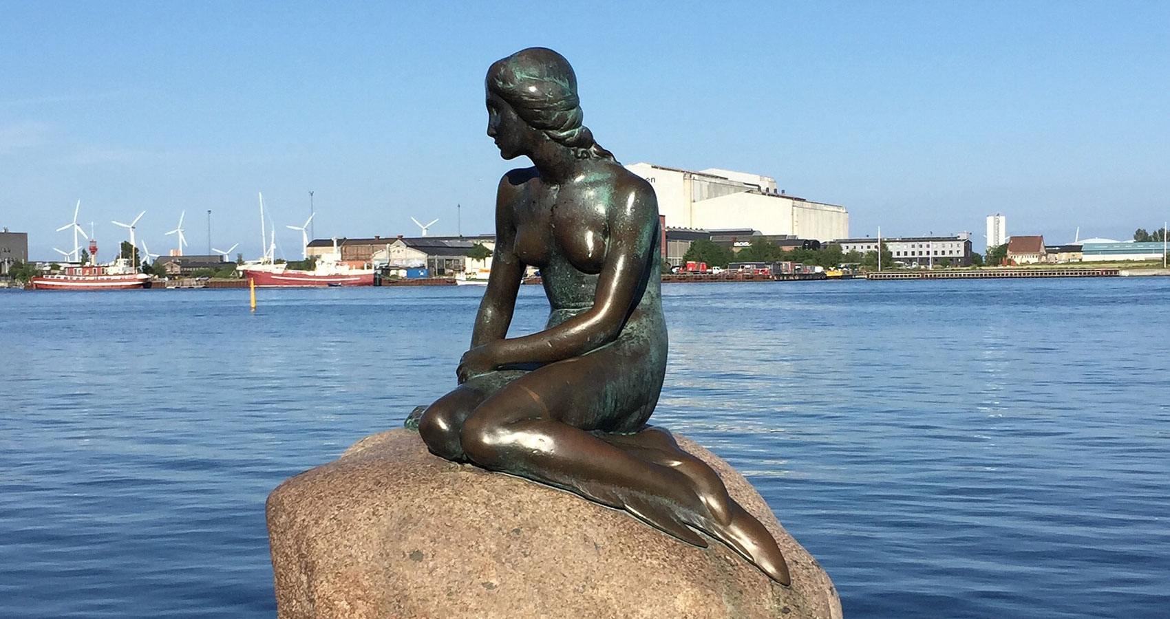 Little Mermaid, a poem written by Nobby66 at Spillwords.com
