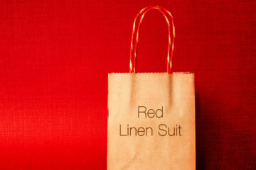 Red Linen Suit, a short story written by Phyllis Souza at Spillwords.com
