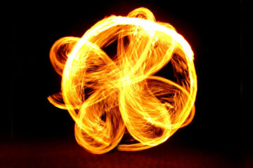 The Fire Flower, poetry written by Raphfael Wormge at Spillwords.com