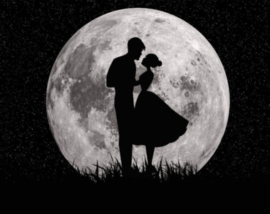 The Loyal Moon, micropoetry written by Ali Aryanat Spillwords.com