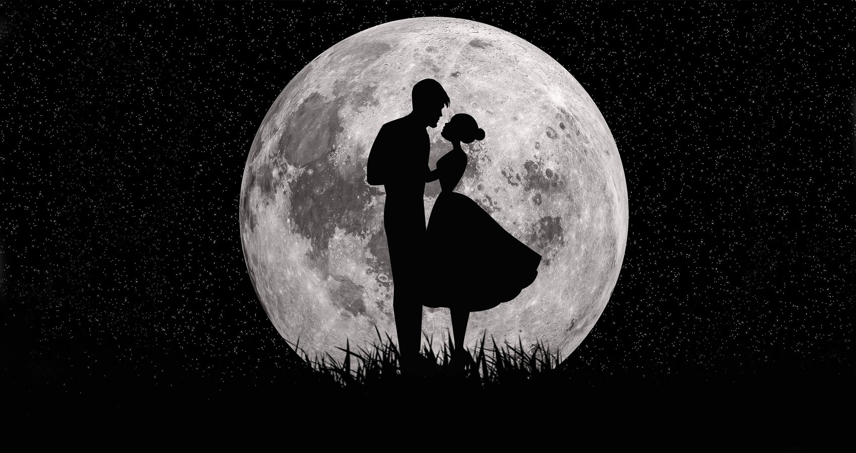 The Loyal Moon, micropoetry written by Ali Aryan at Spillwords.com