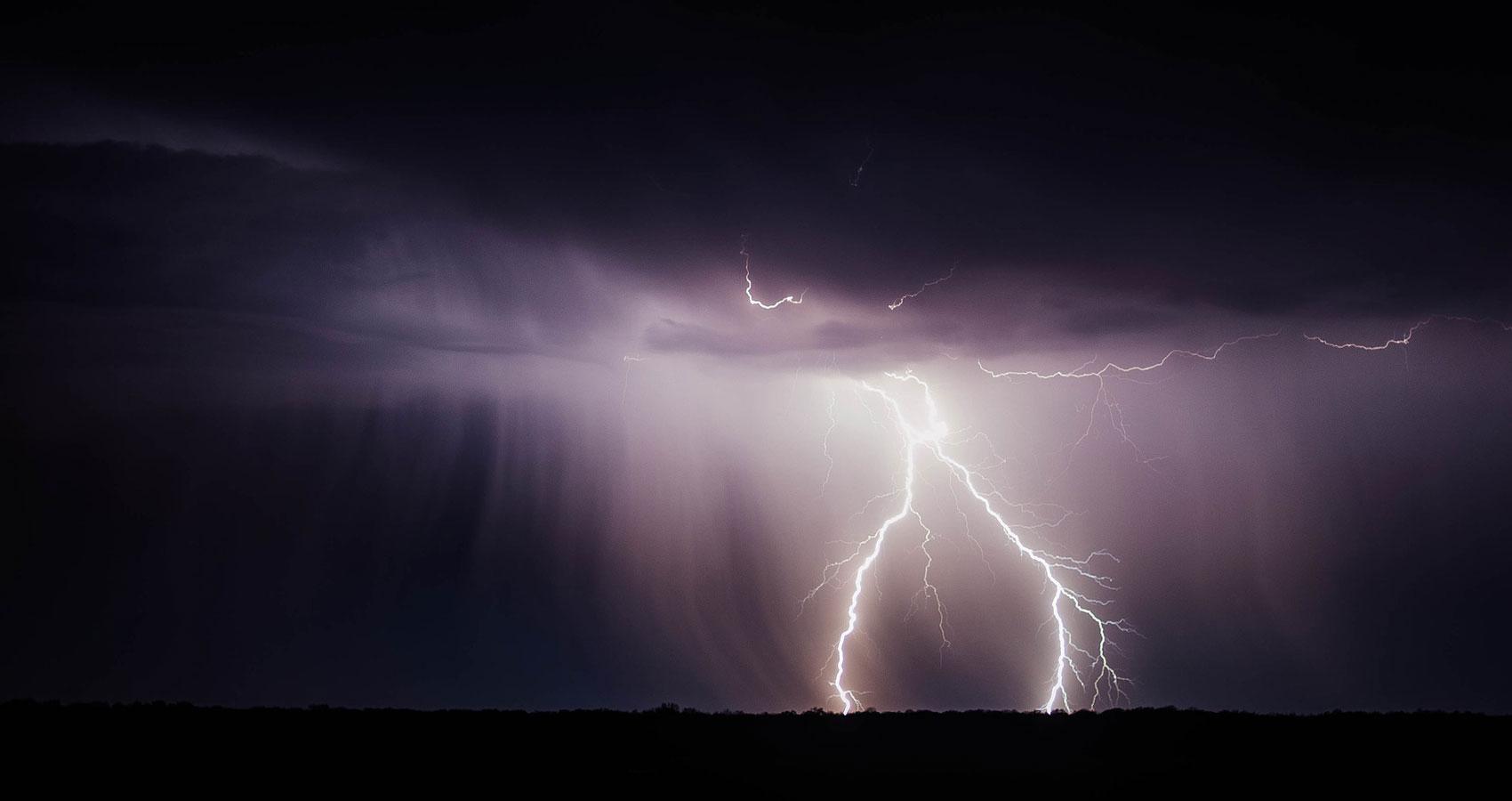 Thunder, a poem written by Sheri M. Stewart at Spillwords.com