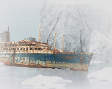 ABANDON SHIP, a poem written by Dilip Mohapatra at Spillwords.com