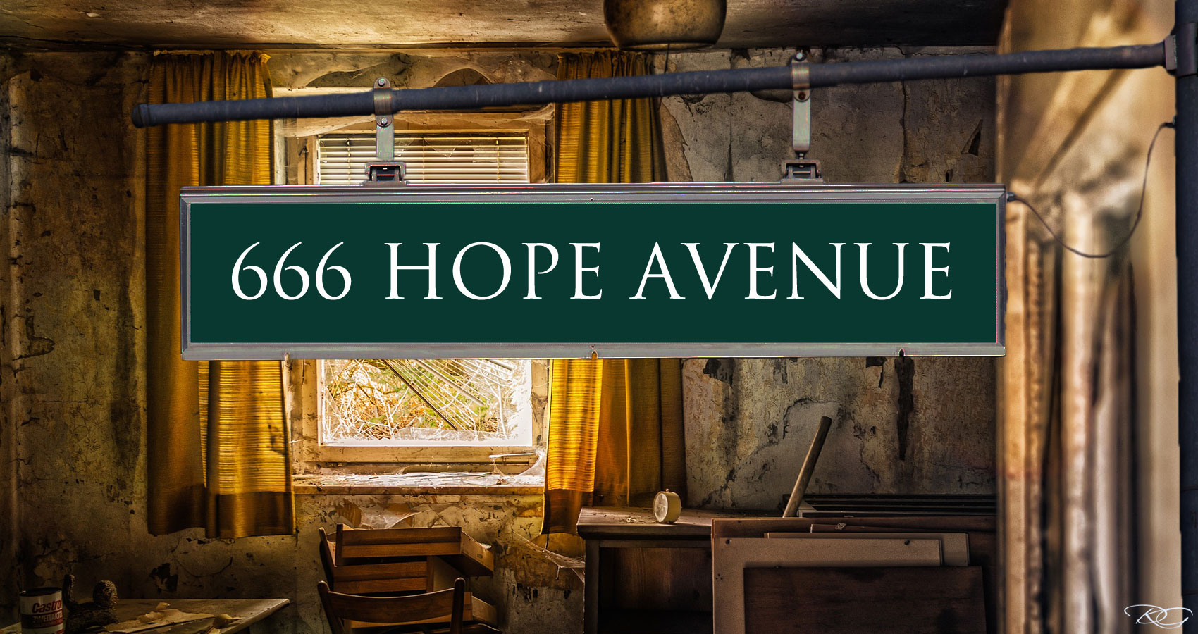 666 Hope Avenue, a poem written by Godfrey Holy at Spillwords.com