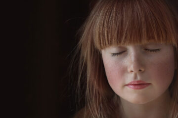 Freckles, micropoetry written by Meg Falconer-Robinson at Spillwords.com