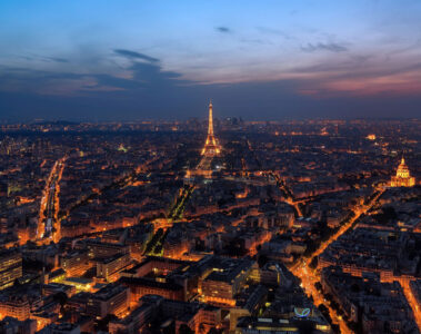 Memories of Paris, a poem by Sonali Majumdar at Spillwords.com