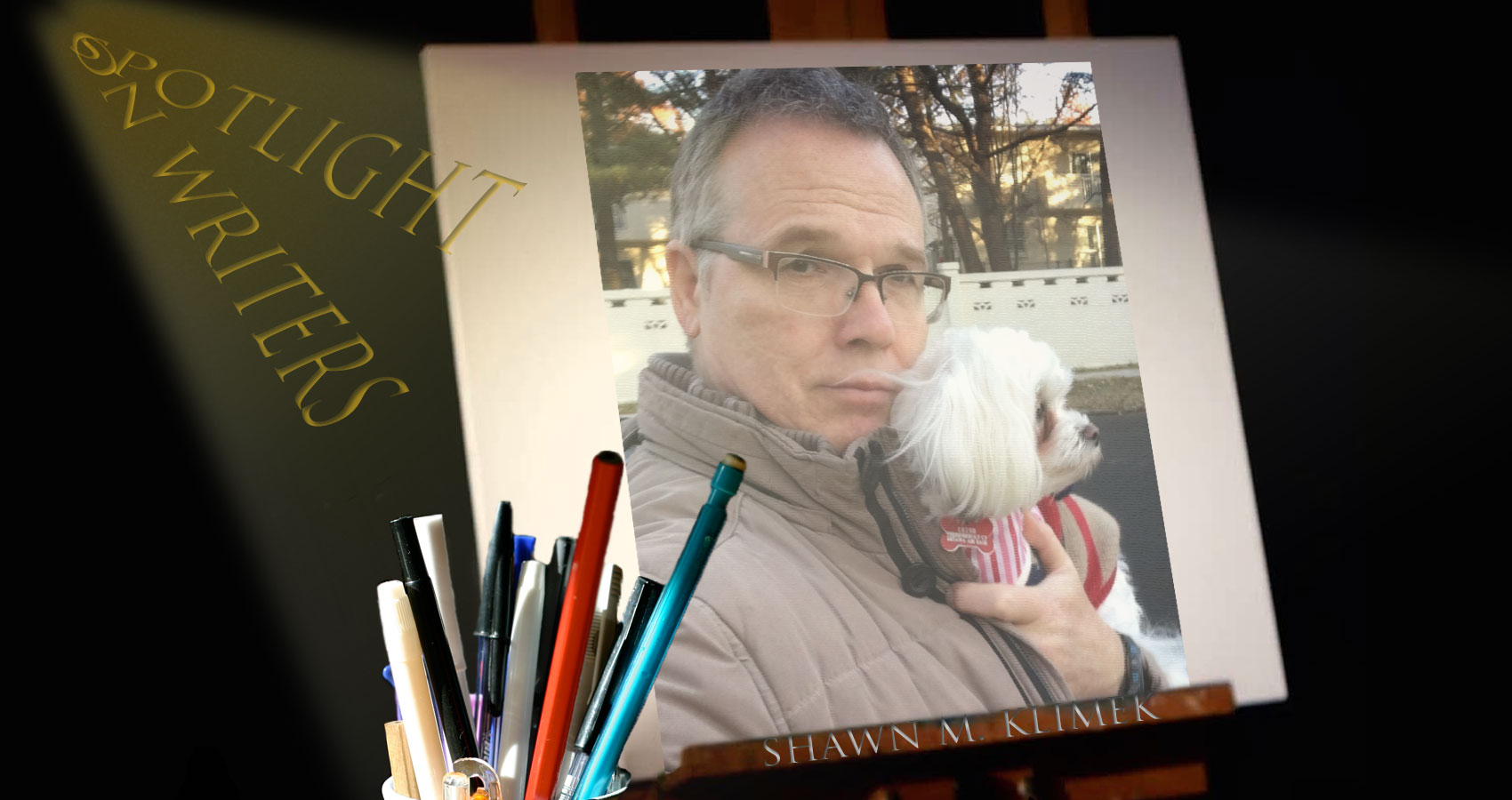 Spotlight On Writers - Shawn M. Klimek, an interview at Spillwords.com