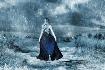 Waiting, a poem written by Dinka Bednjacic at Spillwords.com