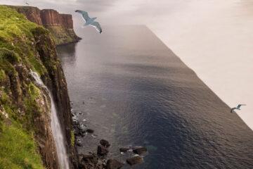 World Falls, short story written by Shawn M. Klimek at Spillwords.com