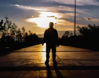 All The Shadows, a poem written by David Dephy at Spillwords.com
