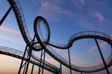 Life Is A Roller Coaster Ride, written by Urvashi Vats at Spillwords.com