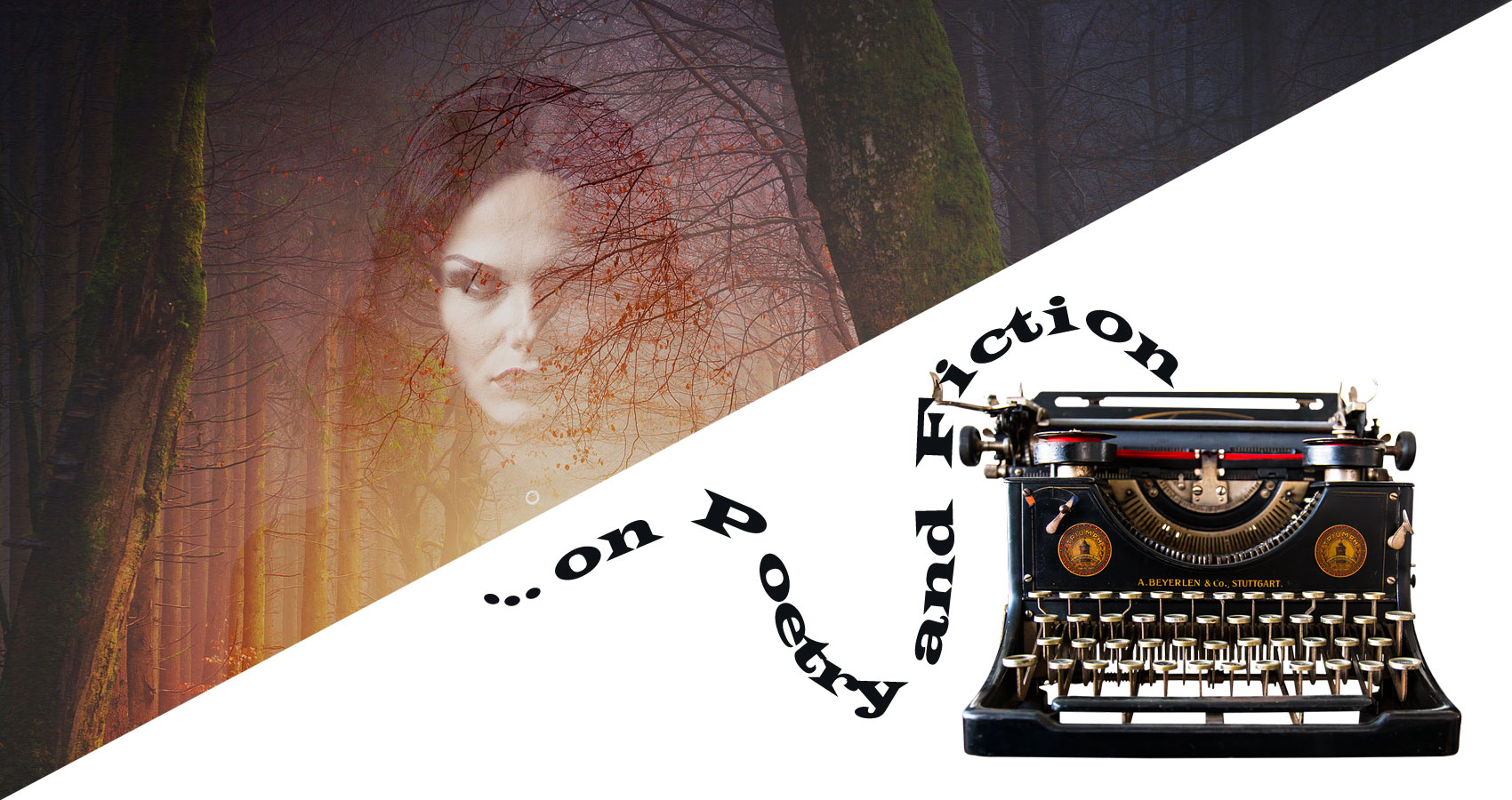 "...on Poetry and Fiction - Just ""One Word"" Away (""GHOSTS), an editorial written by Phyllis P. Colucci at Spillwords.com"