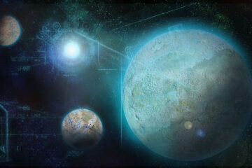 Planets, poetry written by M.C. Rose at Spillwords.com