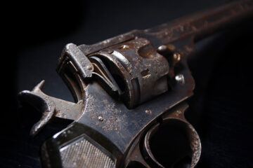 Russian Roulette, a poem written by K.H. at Spillwords.com