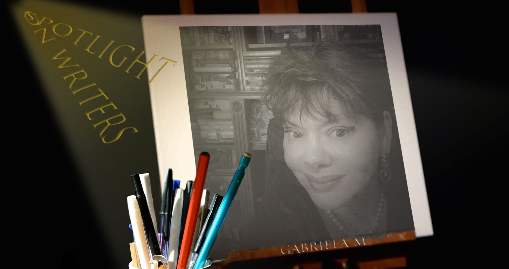 Spotlight On Writers - Gabriela M, an interview at Spillwords.com
